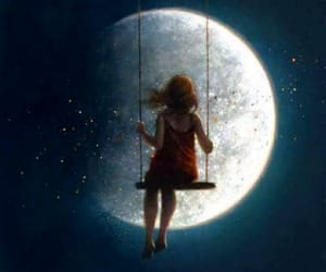 redhead swing magic and full moon fairy image