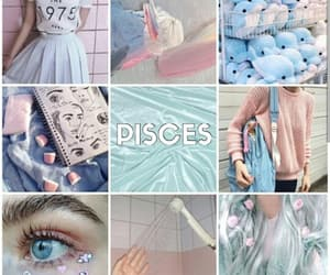 aesthetic, edit, and zodiac sign image