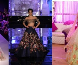 indian wedding ideas, bridal look ideas, and wedding dresses trends image