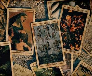 tarot and art image