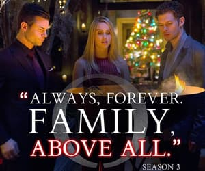 family, promise, and The Originals image