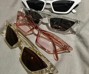 glasses, style, and sunglasses image
