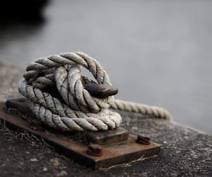 dock and rope image