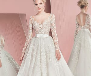 classy, fashion, and gown image