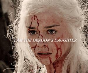 gif, got, and daenerys targaryen image