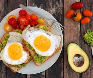 breakfast and healthy food image