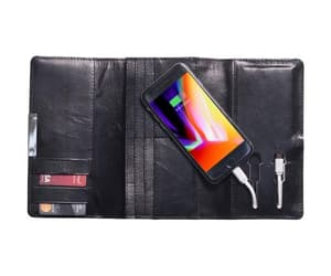 corporate gifts, shopping, and power bank wallet image