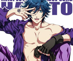 abs, album cover, and anime image