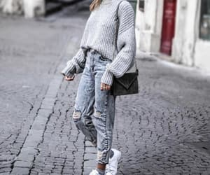 body, girl, and outfit image
