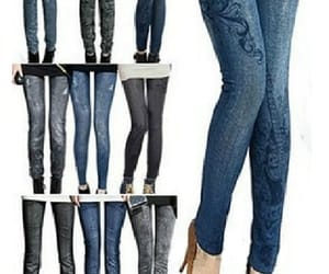 skinny pant and women jegging image