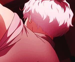 anime, gif, and anime boy image