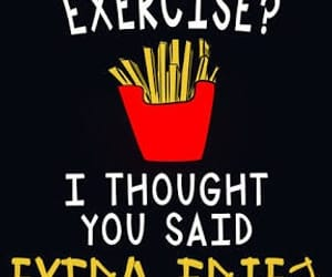 fries, wallpaper, and funny image