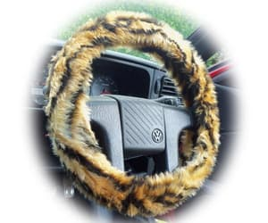stripey, Wild Thing, and steering wheel cover image
