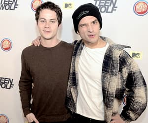 tyler posey and dylan o'brien image