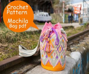 etsy, crochet pattern, and instant download image