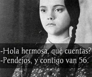 frases, humor, and merlina image