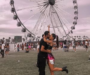 coachella and couple image