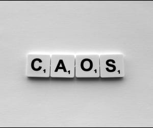 caos and chaos image