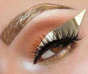 beauty, glam, and makeup image