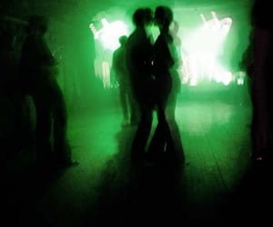 green, grunge, and light image