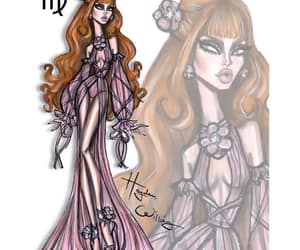 virgo, hayden williams, and horoscope image