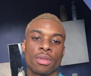 black, black man, and chocolate image