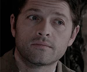 gif, castiel, and spn11 image