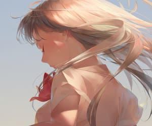 anime girl, japanese, and manga girl image
