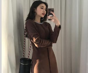 fashion, aesthetic, and asian girl image