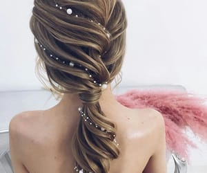 beauty, hairstyle, and stylé image