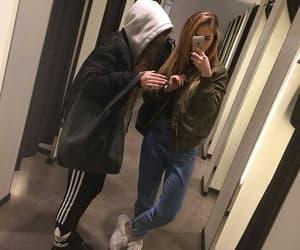 adidas, aesthetic, and girls image