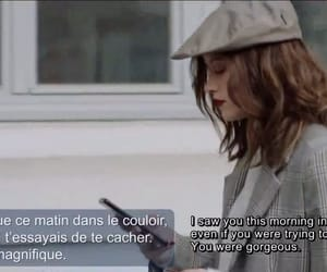 adore, french, and tv show image