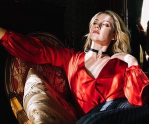 lili reinhart, riverdale, and red image