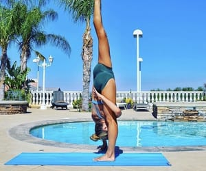 flexibility and yoga image
