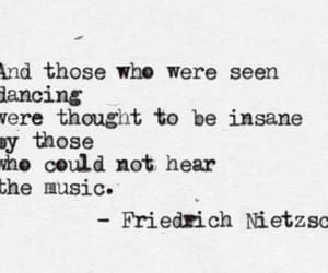 quotes, music, and insane image