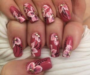 uñas - nails - nail art image