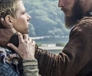 vikings, travis fimmel, and lagertha image