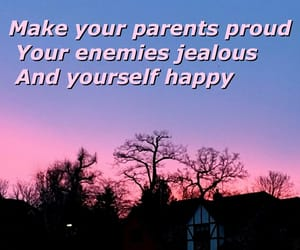 quotes, jealous, and proud image