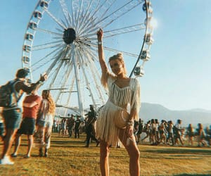 blogger, maffashion, and coachella image