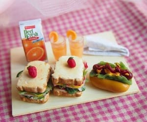 food, little, and miniature image