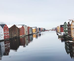 norway and trondheim image