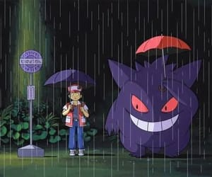 pokemon and gengar image