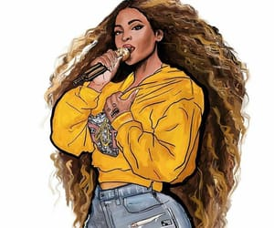 beyonce knowles, coachella, and queen bey image