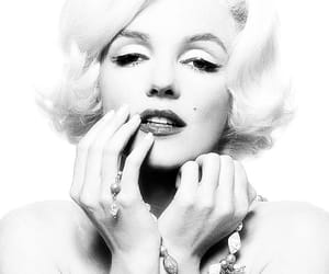 monroedit, Marilyn Monroe, and old hollywood image