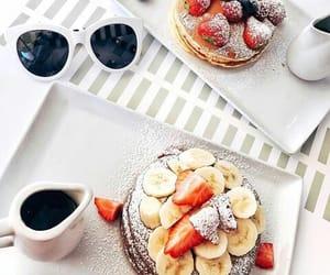 banana, coffee, and fashion image