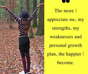 happiness, quote, and personal development image