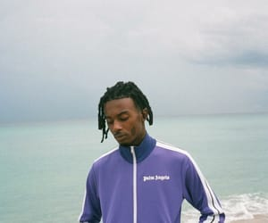 fashion, playboy carti, and palm angels image