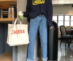 asian fashion, clothing, and kstyle image