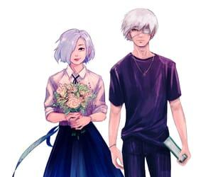 anime, hideyoshi nagachika, and touken image