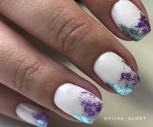 colors, nail polish, and white image